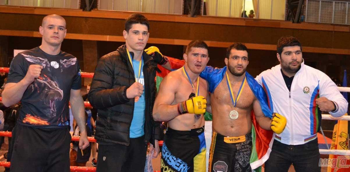 Аллен Гаібов - серед призерів