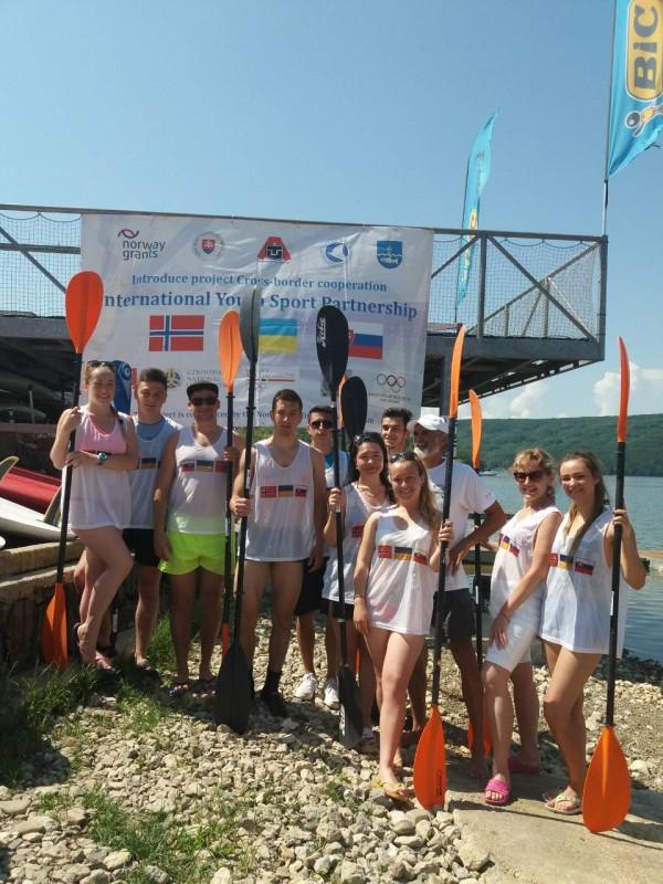 Міжнародне молодіжне спортивне партнерство: успішний проект працює й після офіційної реалізації