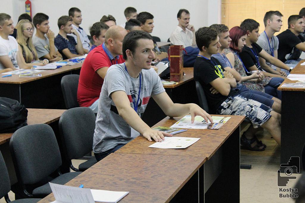 В УжНУ стартувала Міжнародна літня школа з програмування