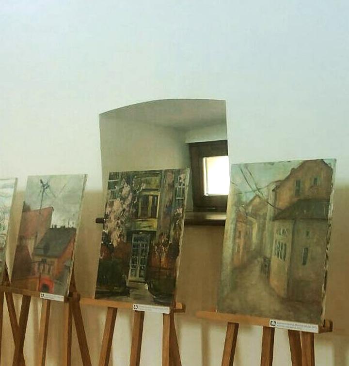 Філологи УжНУ продовжують пізнавати світ мистецтва, відвідуючи художні виставки