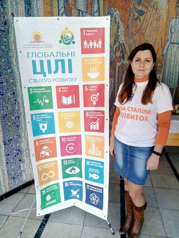 Студенти УжНУ перевіряли свої знання про Цілі сталого розвитку ООН у квесті