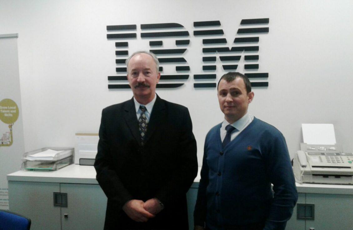 Ужгородський університет підписав Меморандум про співробітництво з міжнародною компанією IBM