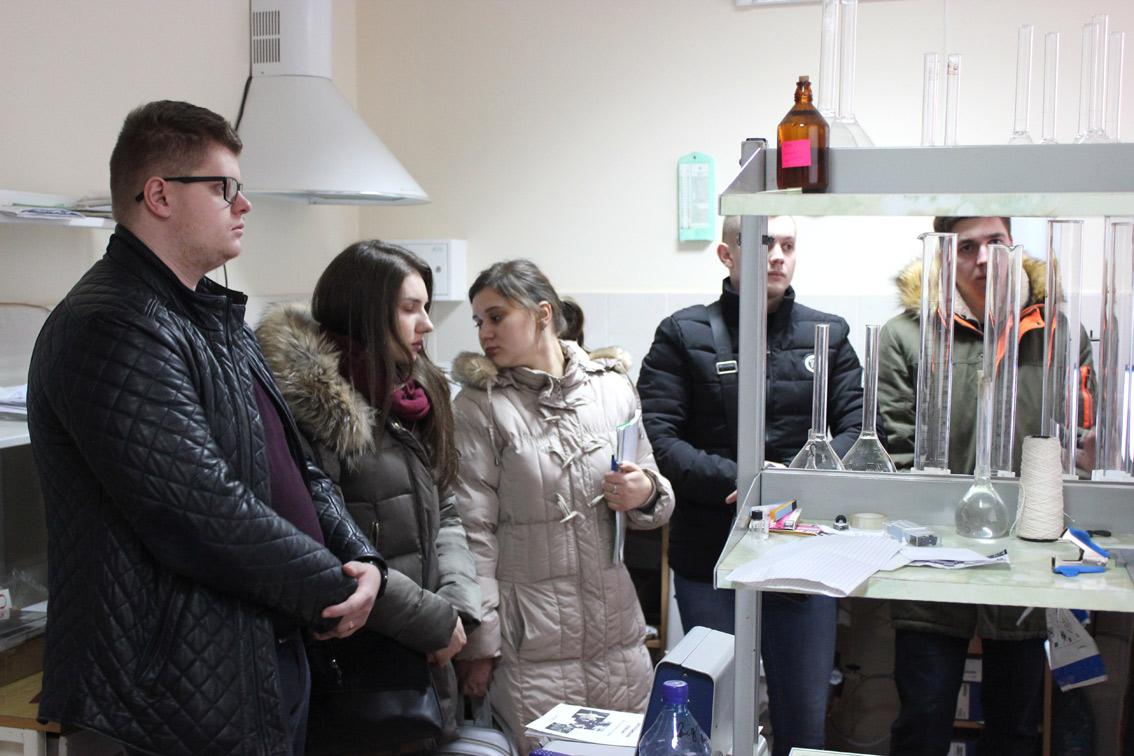 Студенти-юристи й далі поглиблюють практичні навички у науково-дослідному експертно-криміналістичному центрі