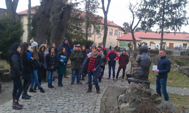 Екскурсознавчу практику пройшли майбутні туризмознавці УжНУ