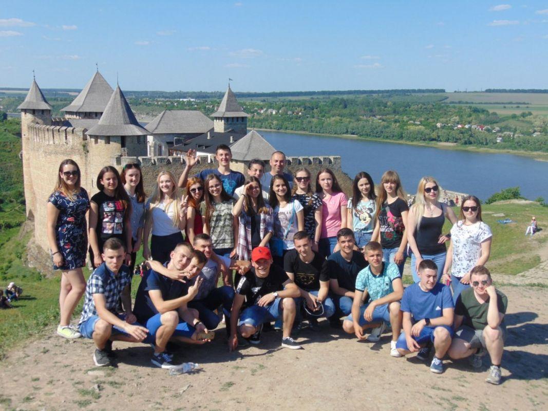Студенти геофаку теж навчаються в подорожах