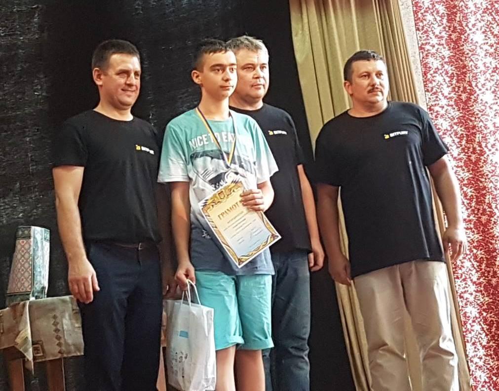 Друге місце в 1 лізі у Олександра Стегури
