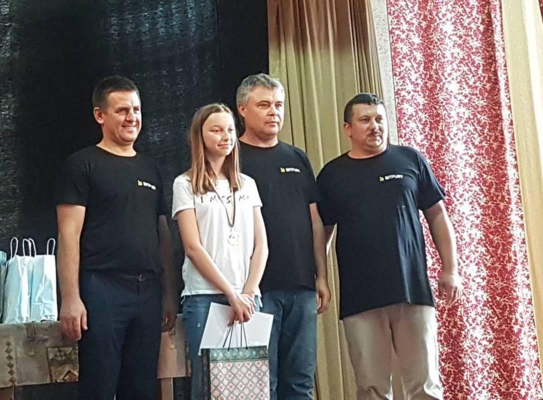 Переможець 2 ліги - Аніта Пинзеш