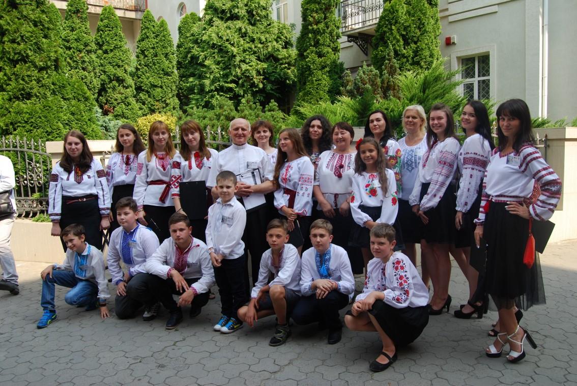 Рахівська молодіжна спільнота «Одигітрія»