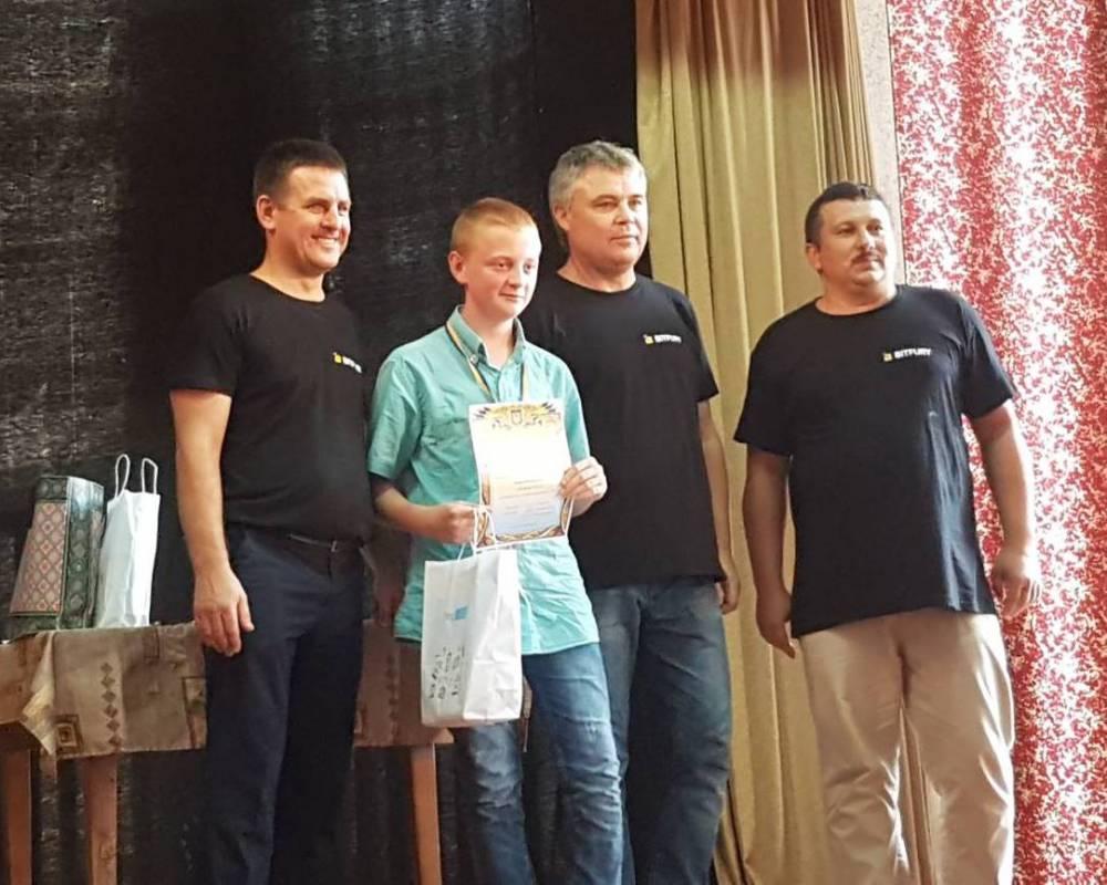 Третє місце в 1 лізі у Володимира Зваруна