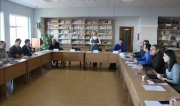 Про мову як фактор національної безпеки говорили учасники круглого столу в УжНУ
