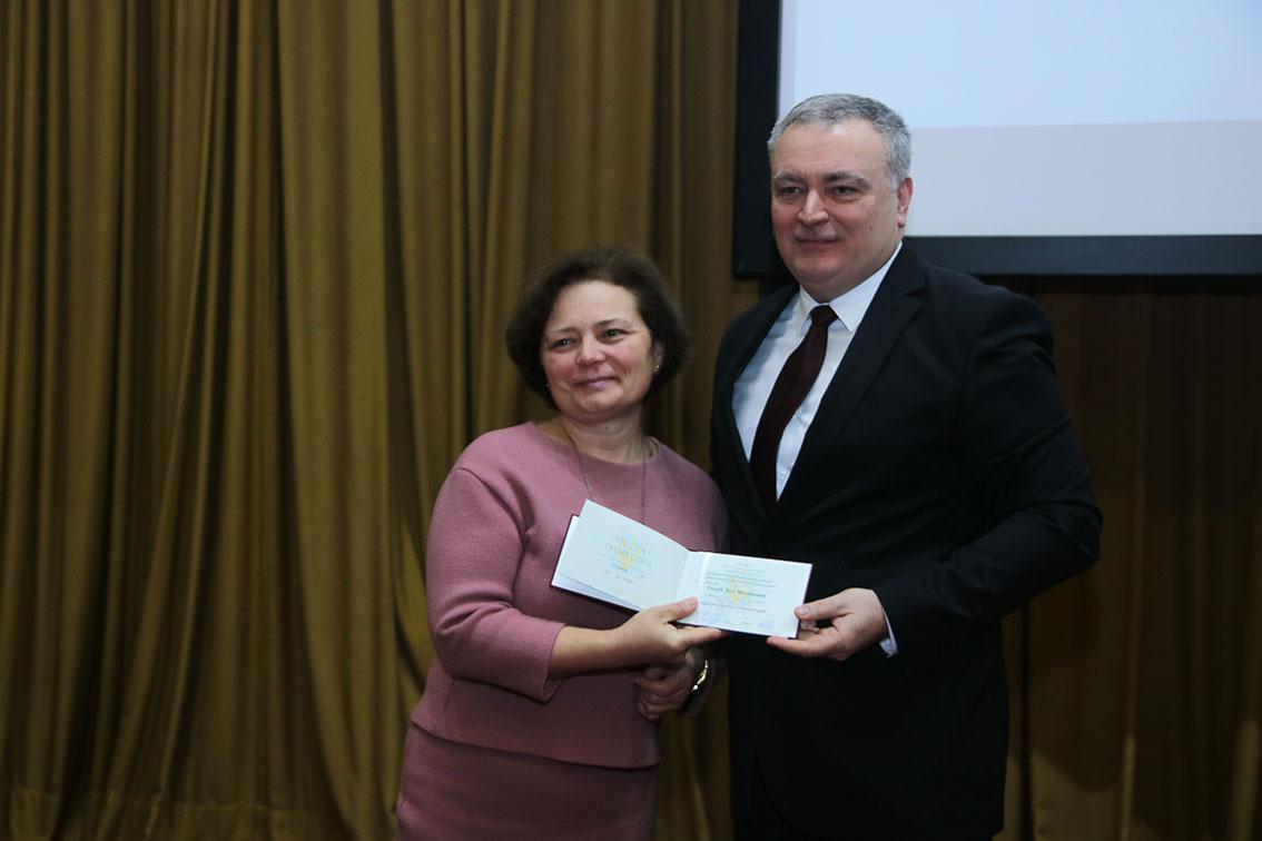 Ректор Ужгородського університету прозвітував про діяльність у 2018 році