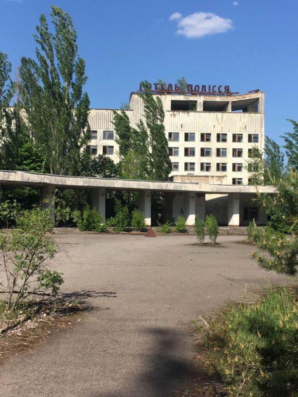 Екологи й хіміки УжНУ відвідали Чорнобильську зону відчуження