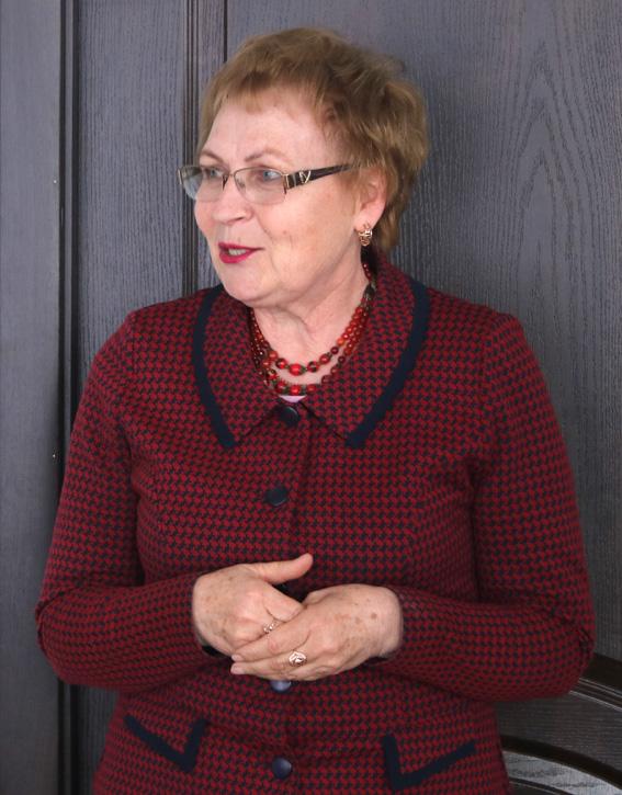 Валентина Барчан