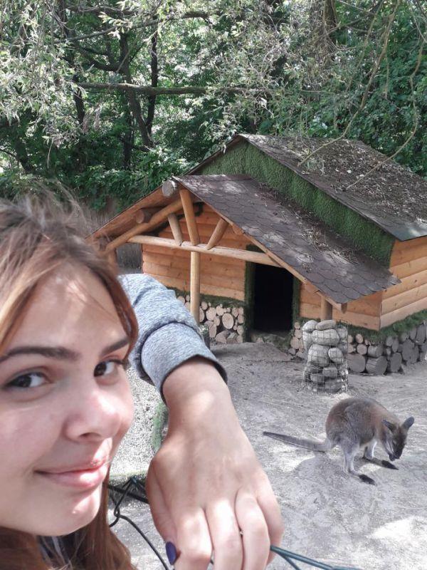 Археологи Словаччини відзнаками, цінними подарунками і… екскурсією до зоопарку «Ранч под Бабіцов» дякували за співпрацю студентам-історикам УжНУ