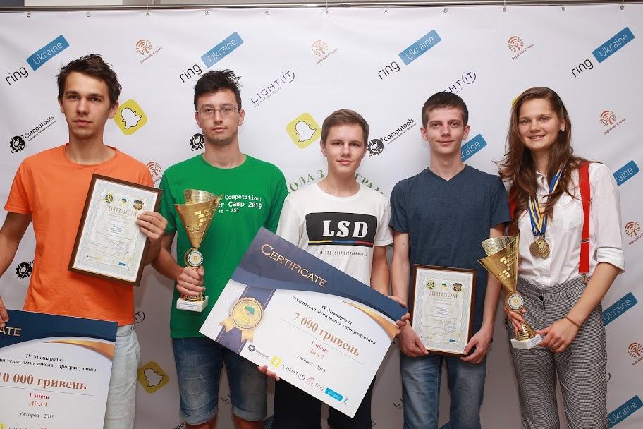 Львів'яни - переможці