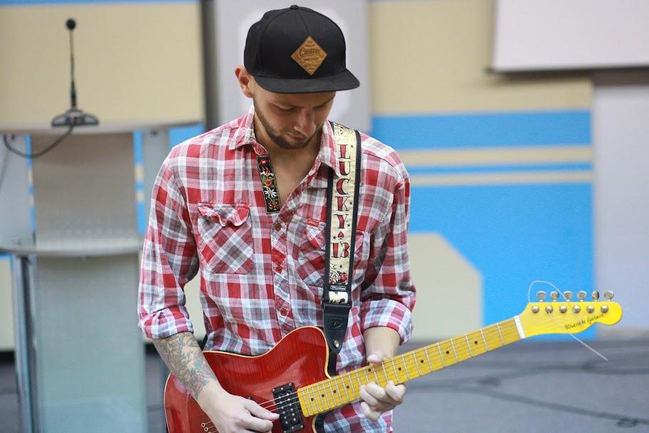 Vandor – гітарист
