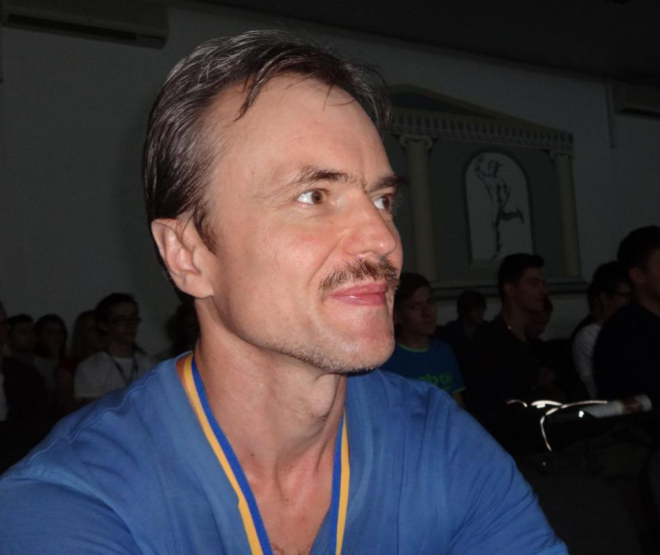 Юрій Цимбал