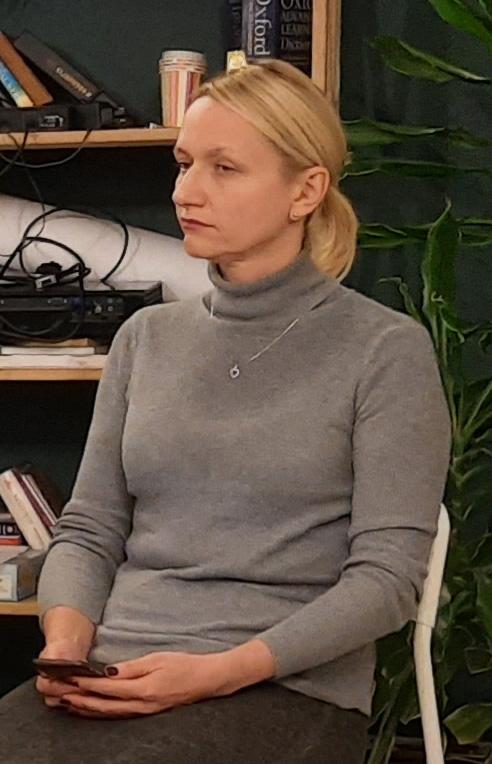 Ірина Бреза