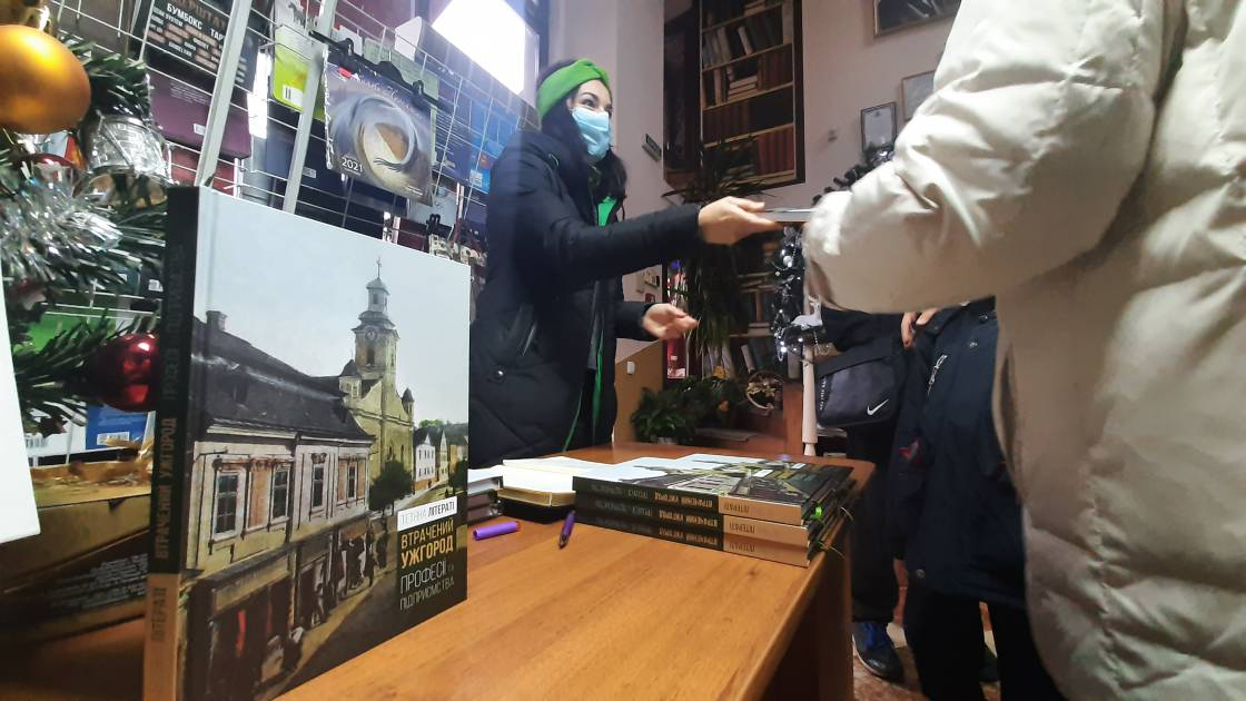 Тетяна Літераті: «Мої книги вже купують і для колекції»