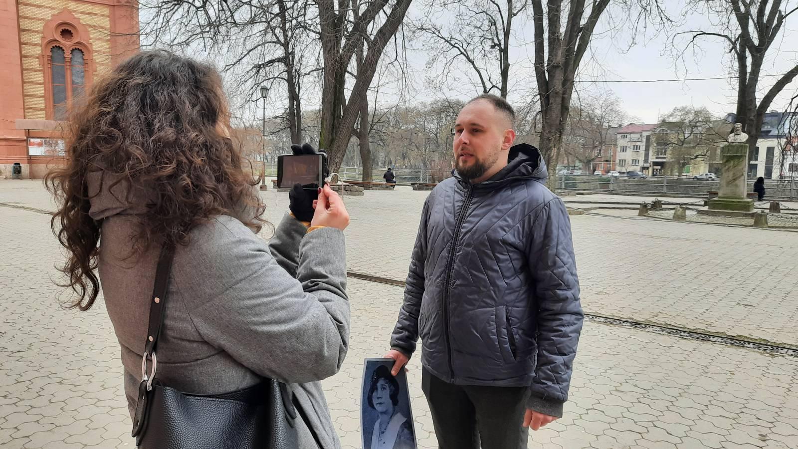 «Непомітно помітні»: В Ужгороді влаштували авторську онлайн-екскурсію про видатних жінок міста