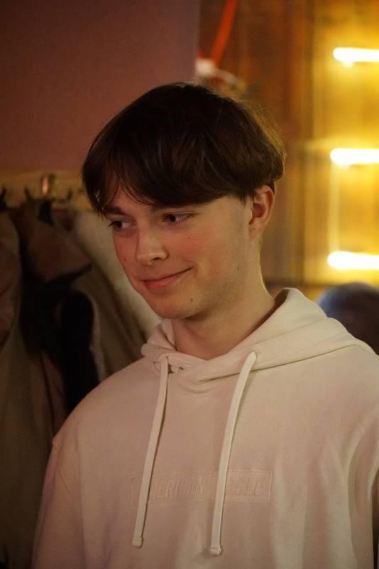 Андрійко Гладкий