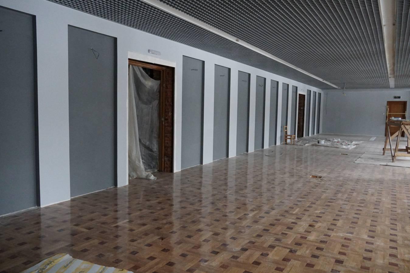 Обидві зали Вченої ради УжНУ реконструюють. Що зміниться?