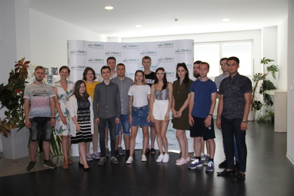 Студенти ФІТ у Братиславі, 2019 р.