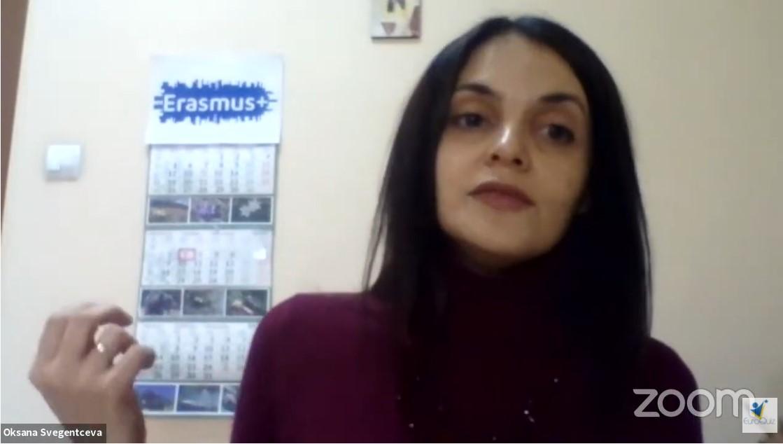 Оксана Свєженцева