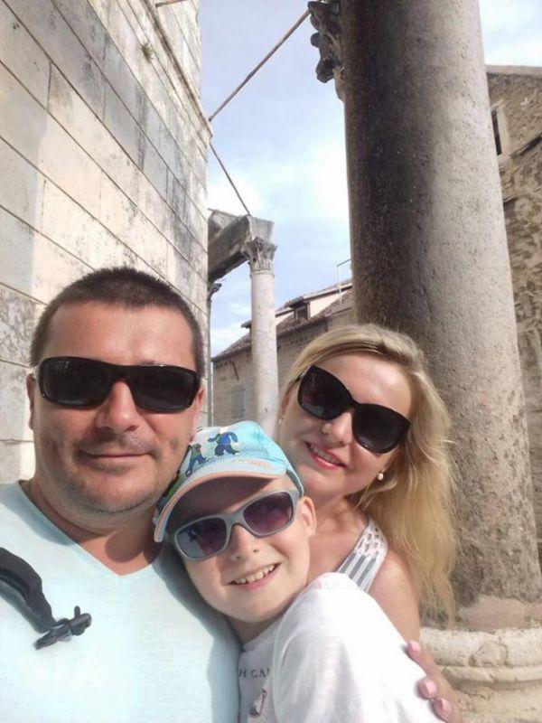 Щаслива родина Симочків