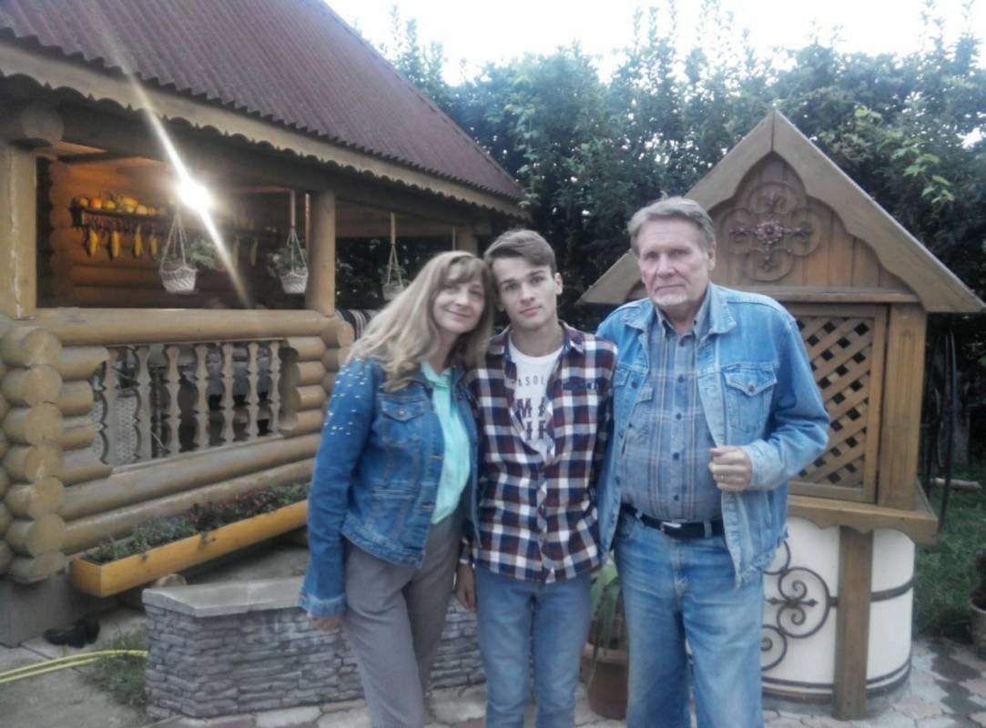 З батьками
