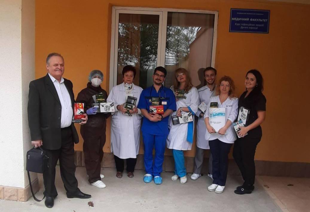Коли працюєш із COVID-19: робочий день лікарки-інфекціоністки Віри Воробець
