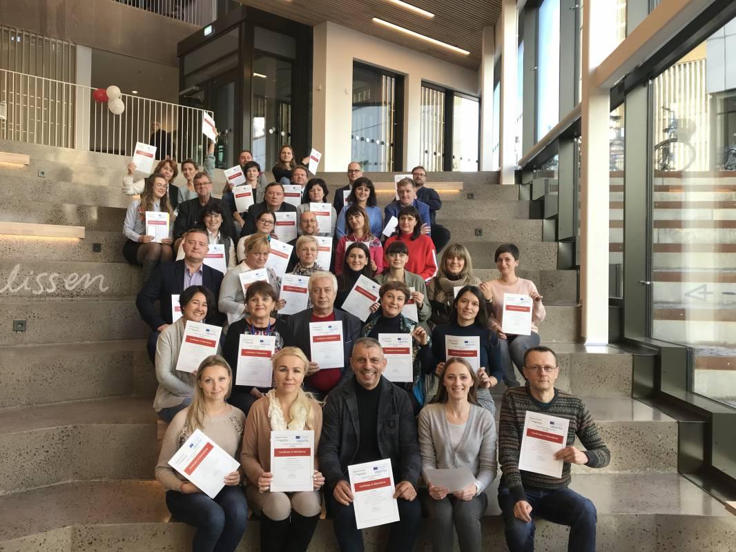 Студенти відділення журналістики УжНУ навчатимуться за програмами європейського зразка