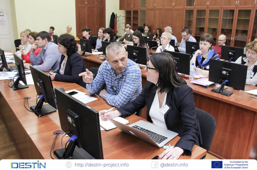 Конференція проєкту у Києві, травень 2019 р.