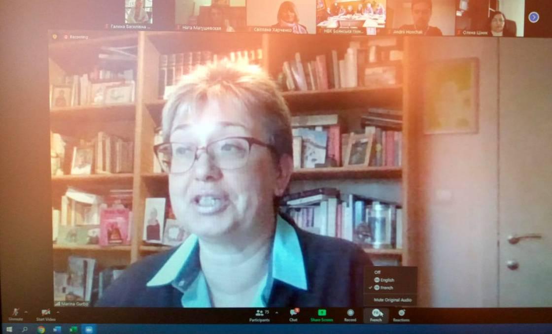 Офіс ВКНМ ОБСЄ підтримує українські ініціативи в галузі мовної освіти