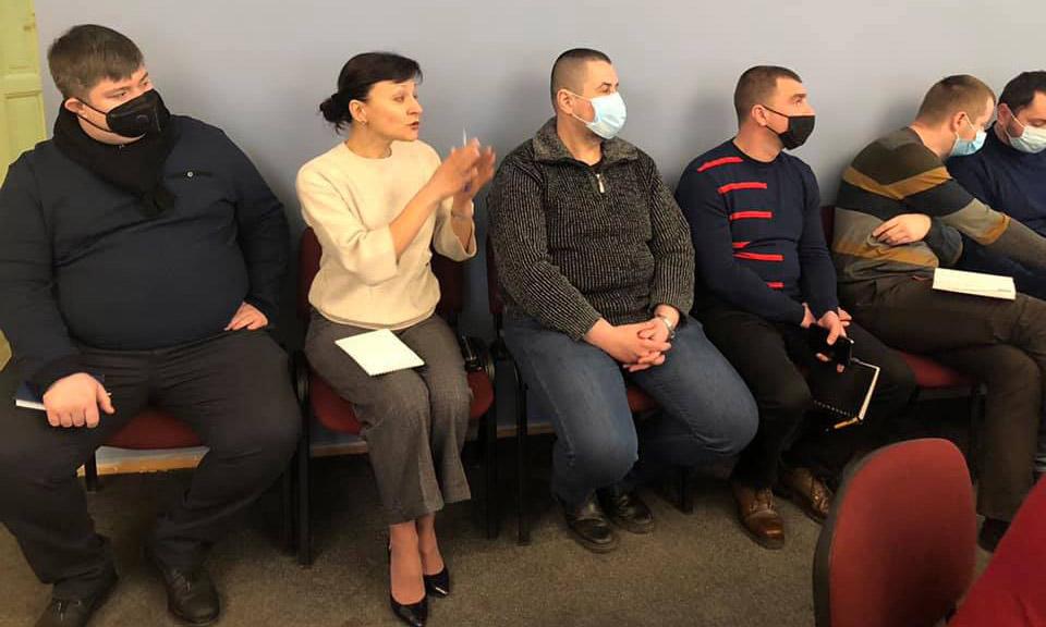 Актуальні питання українського ділового мовлення обговорювали в Закарпатському апеляційному суді – в рамках співпраці інстанції з Ужгородським університетом