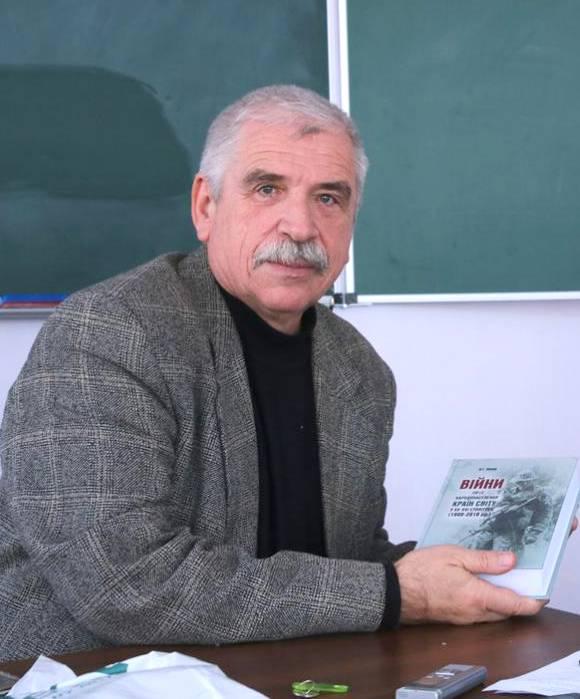 Олександр Лавер