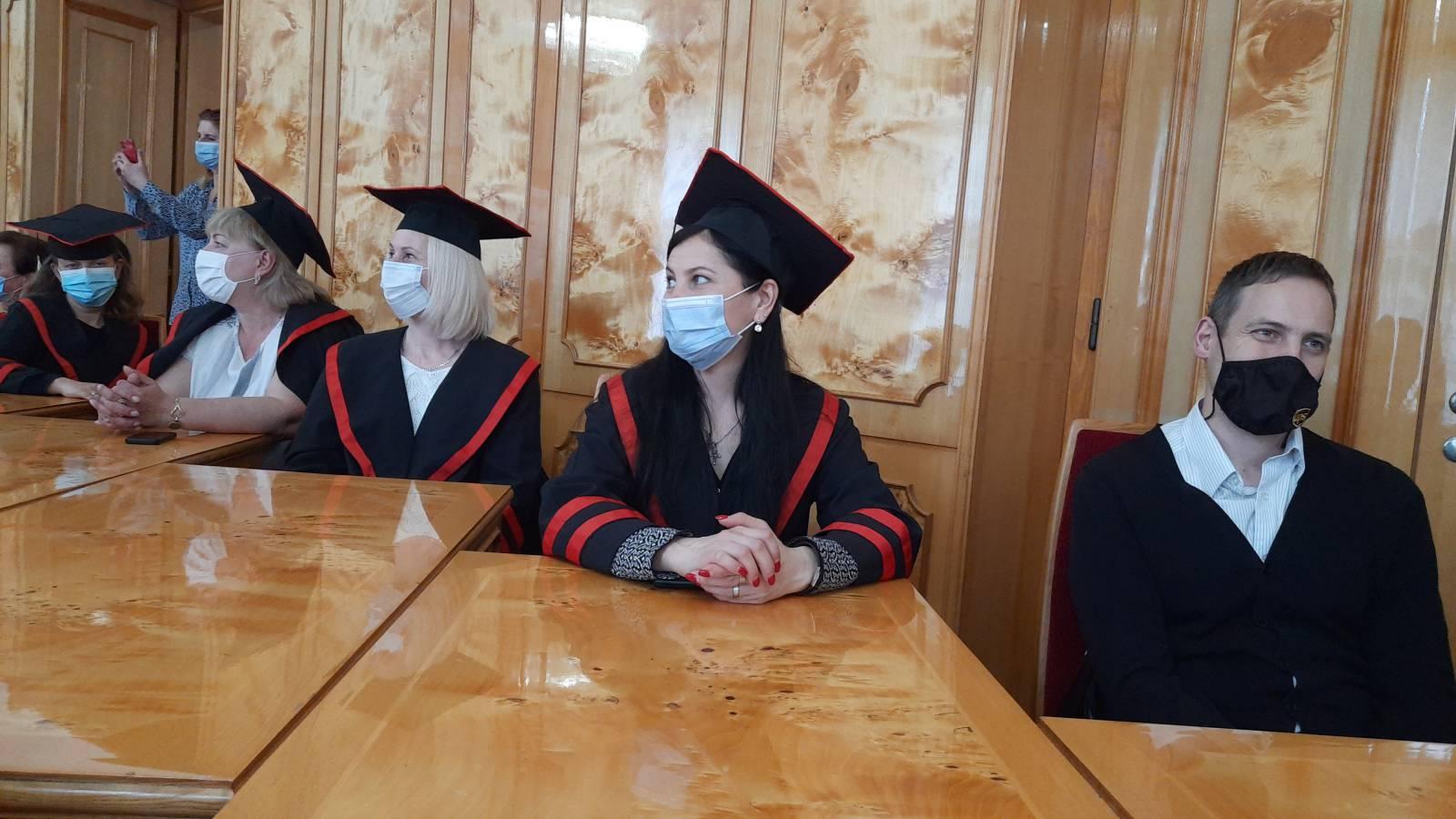 Стартували онлайн – закінчили офлайн: в УжНУ завершили навчання учасники сьомого потоку курсів Норвегія-Україна