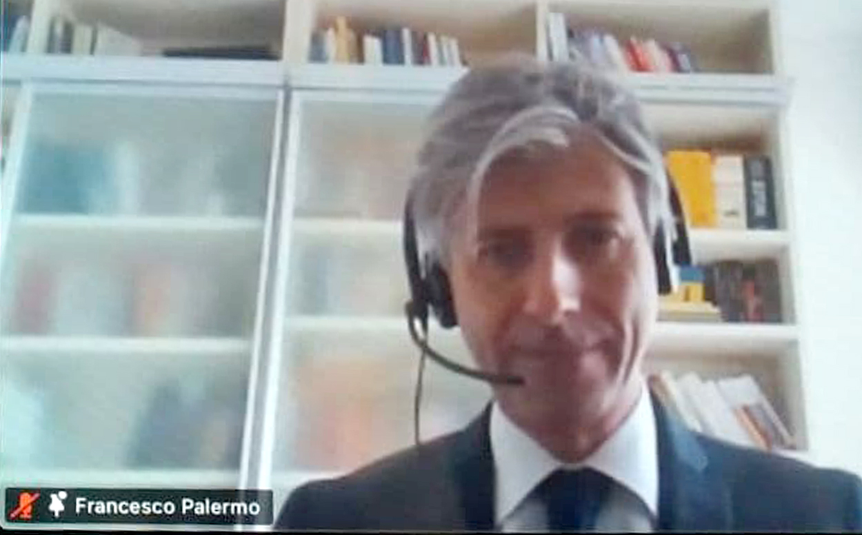 Prof. Francesco Palermo, University of Verona and Head of Institute for Comparative Federalism, EURAC Research