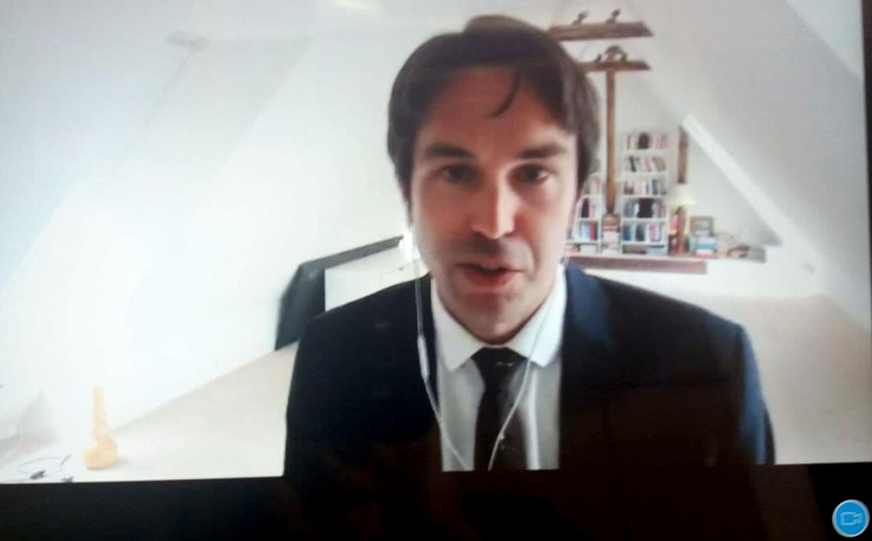 William Romans, Lawyer, International Relations Professional