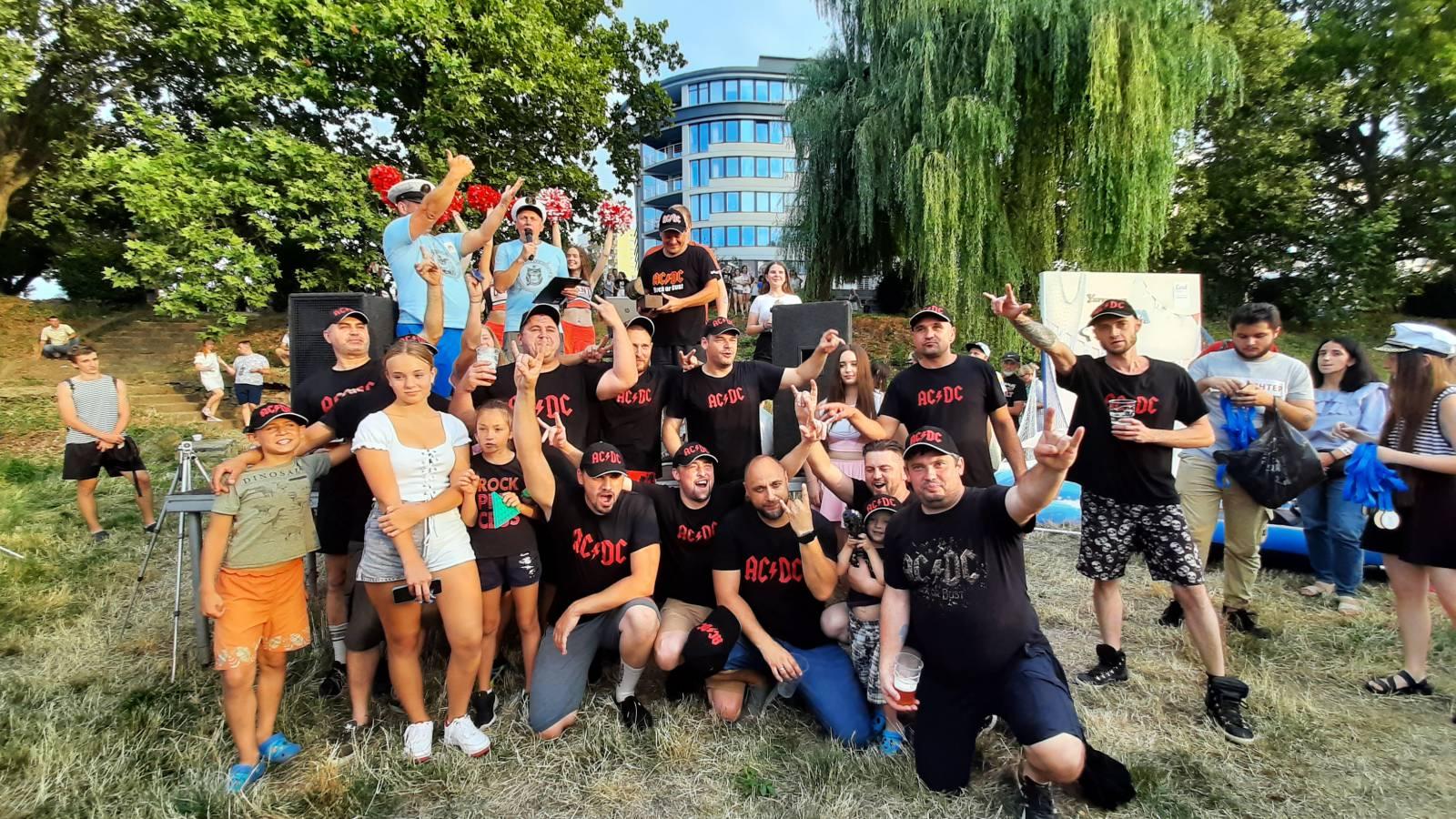 Після карантинної паузи Ужгородська регата повернулася