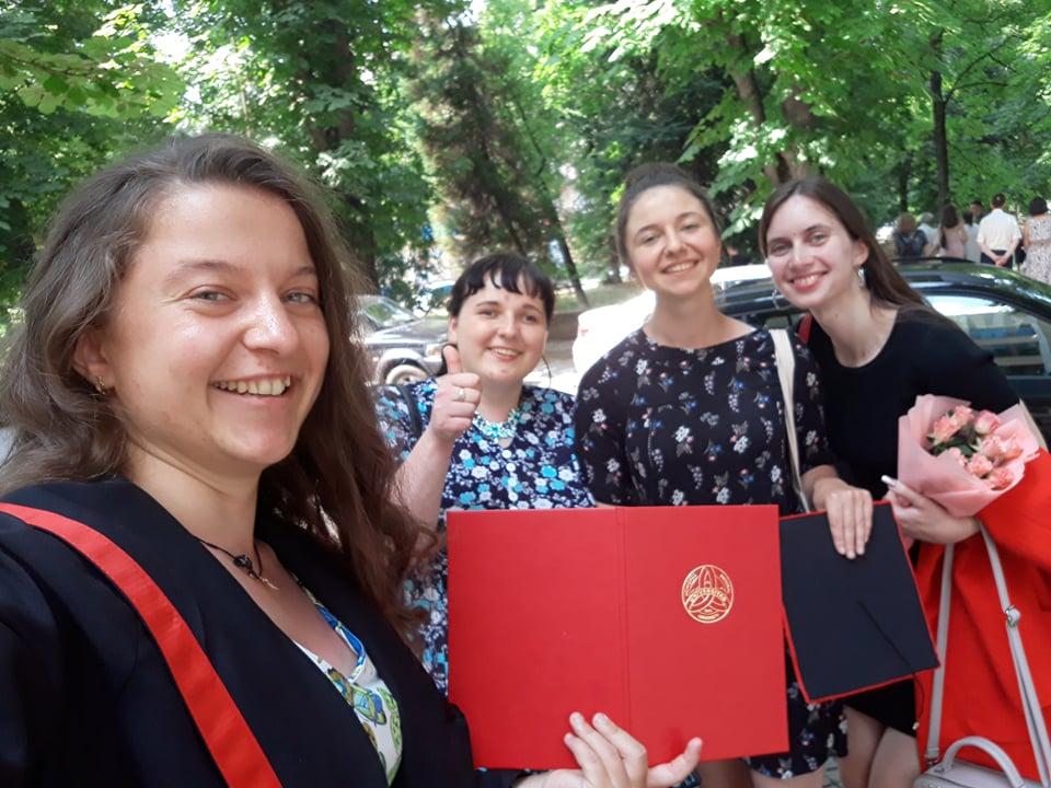 На факультеті історії та МВ урочисто дипломували бакалаврів