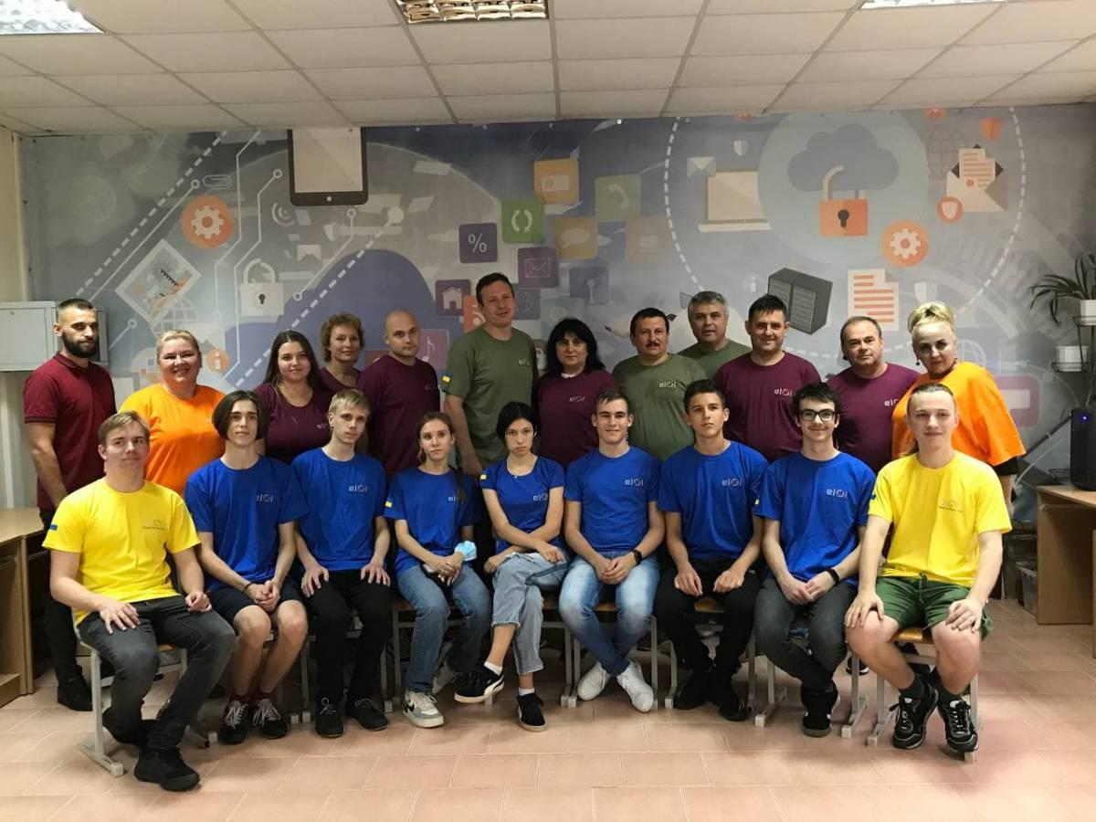Ужнівські айтівці долучилися до організації Європейської юніорської олімпіади з інформатики