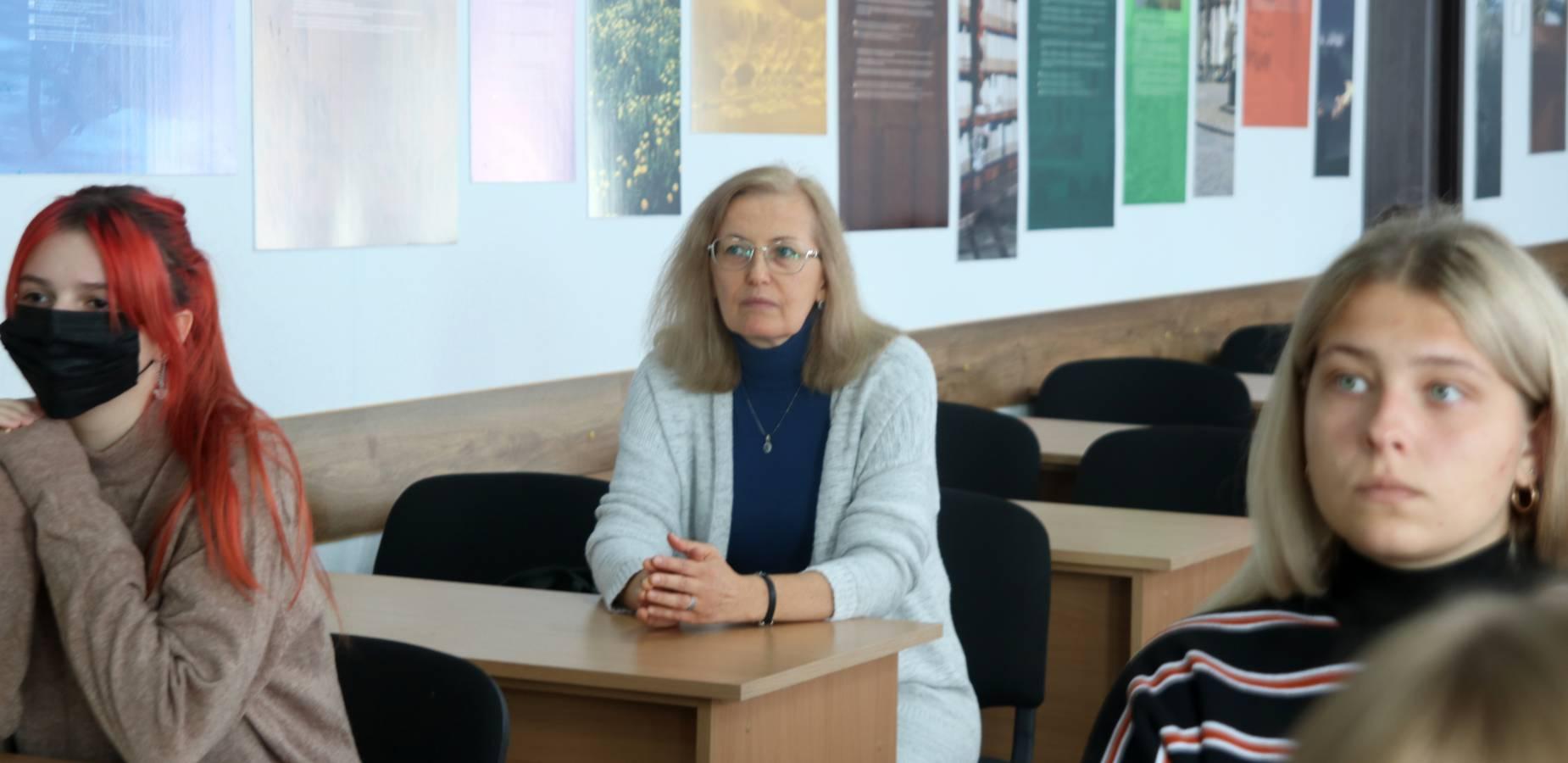 Відділення богемістики відвідав новий Генеральний консул Чеської Республіки в Україні