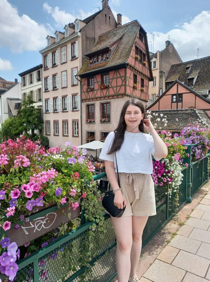 Наталія Шпраха: «На стажування в Німеччину – з превеликим задоволенням, переїхати назовсім – не впевнена...»
